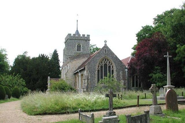 St Peter, Benington, Herts
