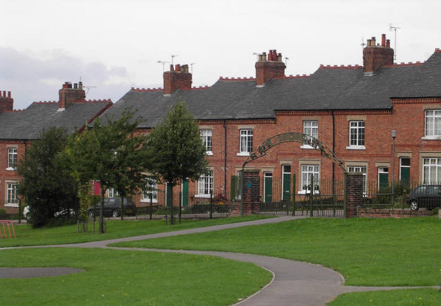 New Bolsover - Colliery Housing