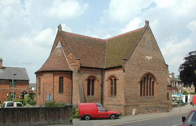 St Peter, Buntingford, Herts