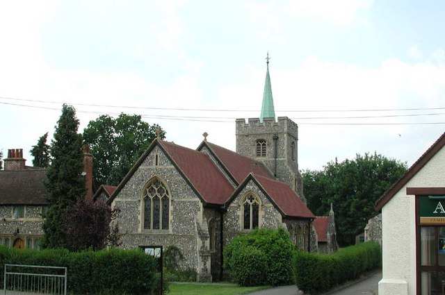 St Richard of Chichester, Buntingford, Herts