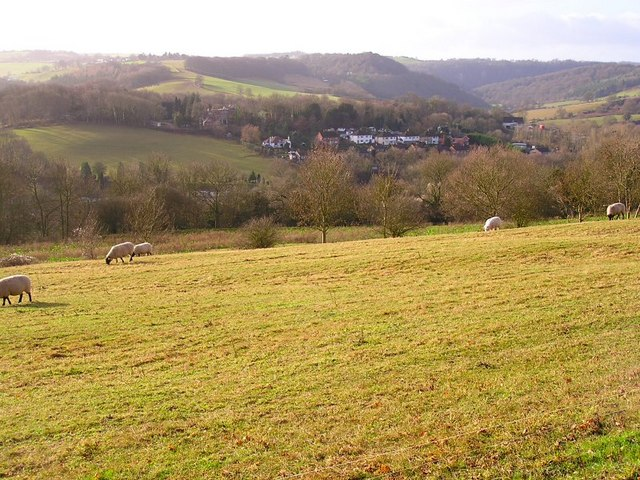 Stowfield from Welsh Bicknor