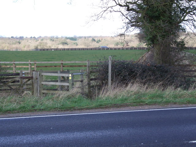 Kissing Gate to Boudica's Way