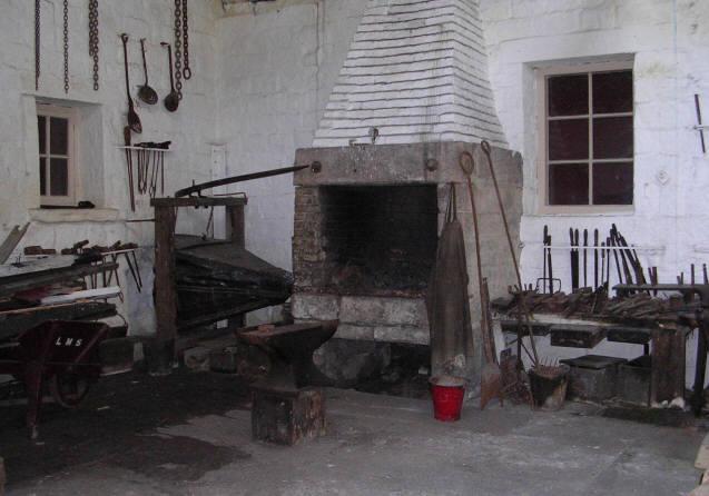 High Peak Junction Workshop 1829