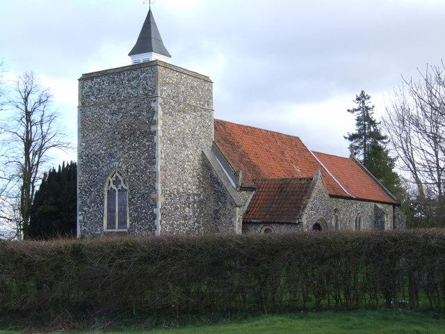 Stratton St. Michael Church