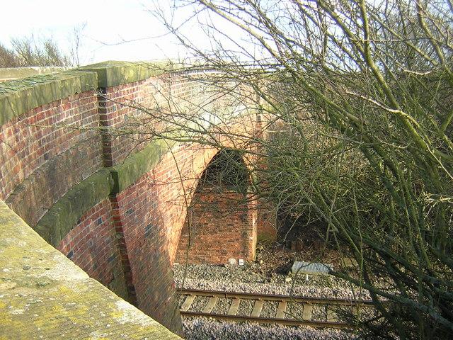 Railway Bridge & Line