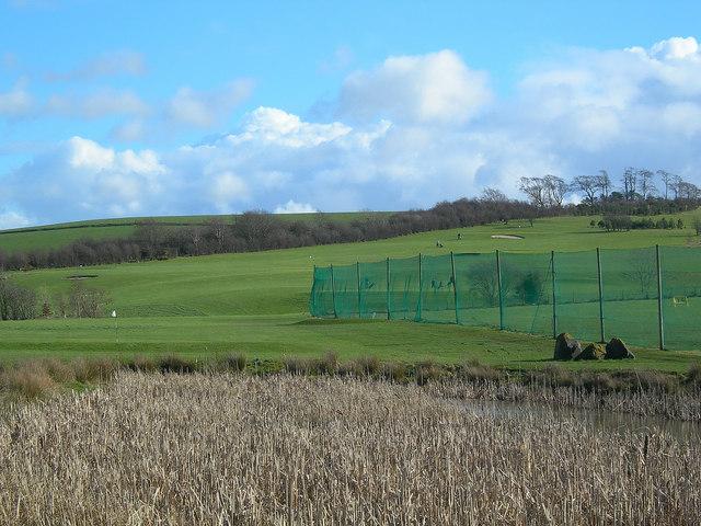 Roodlea Golf Course