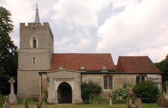 St Mary, Aspenden, Herts