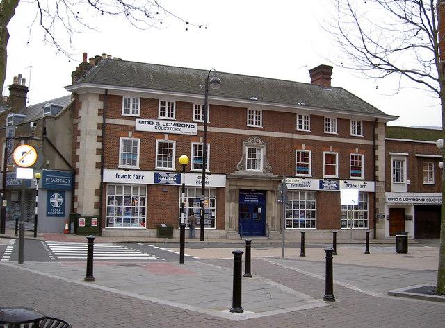 Vine St. & High St. Uxbridge