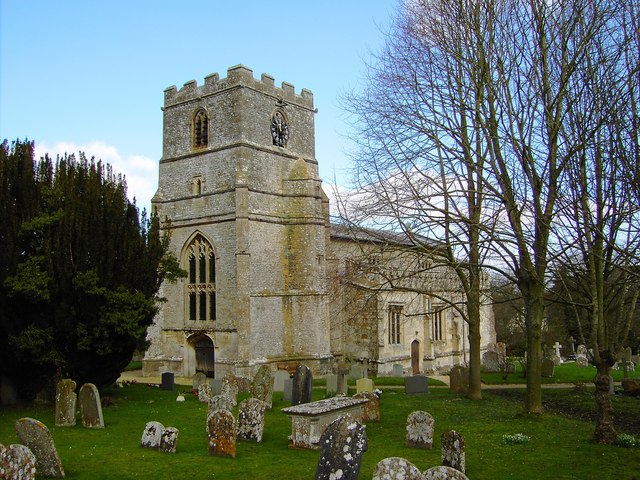 St Mary the Virgin church, Bishopstone, Swindon