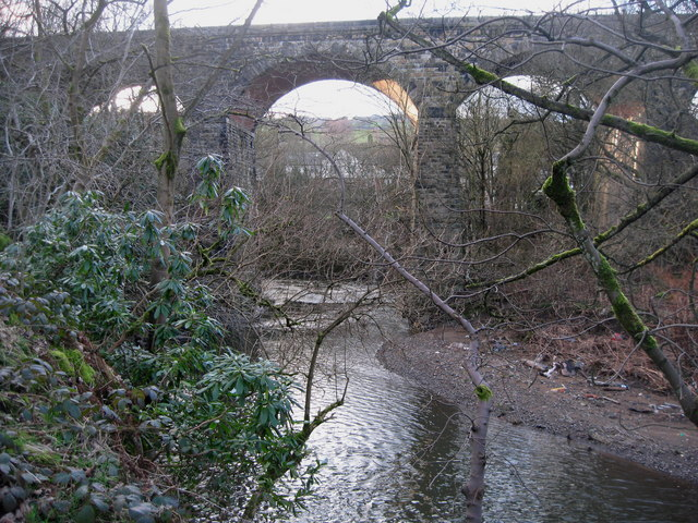 Viaduct over the Irwell