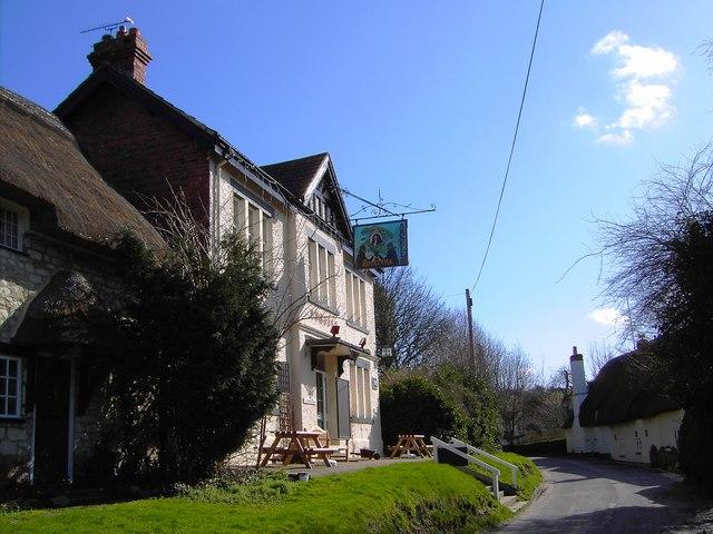 Royal Oak pub, Bishopstone, Swindon (2)