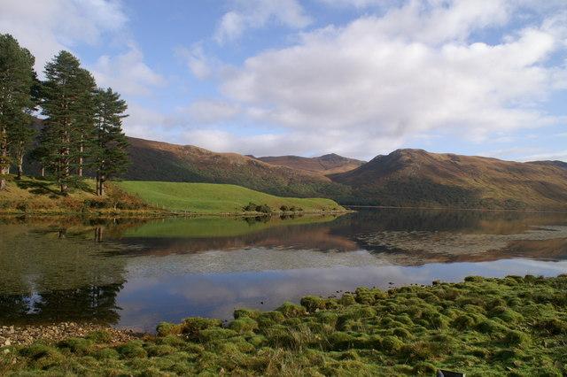 Benmore Headland, Loch Ba