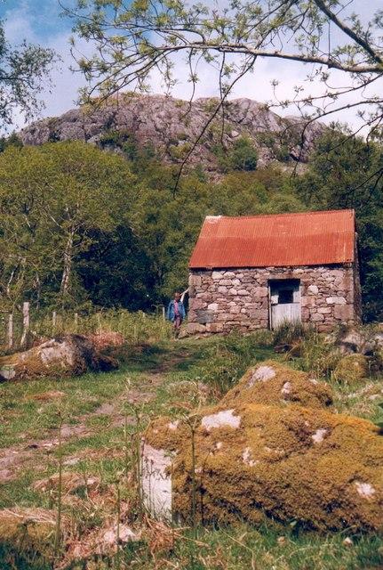Little Barn at Lower Diabaig