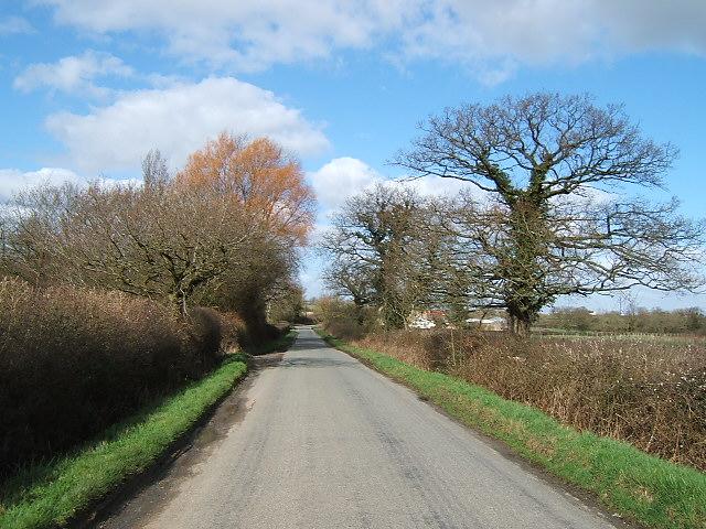 Towards Minety