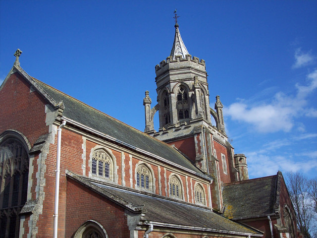 St Leonard's Church, Sherfield English