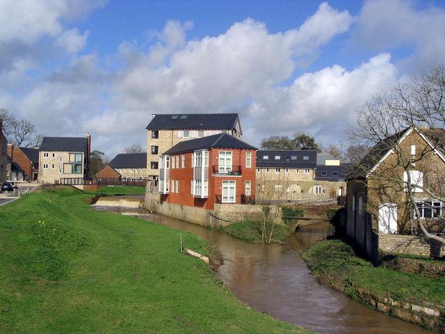 River Brit at Pymore