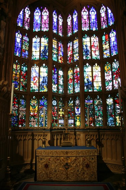 Battle of Britain Memorial Window