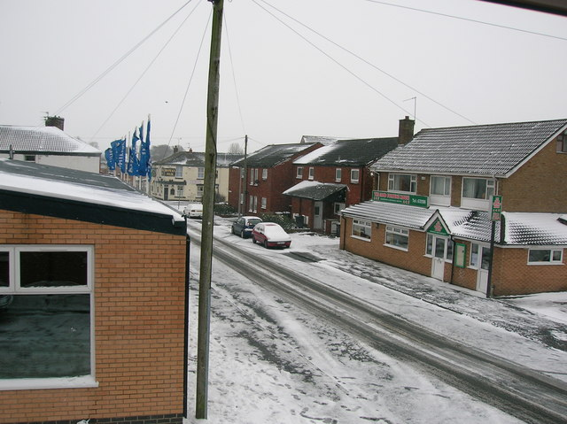 Garstang Road South, Wesham