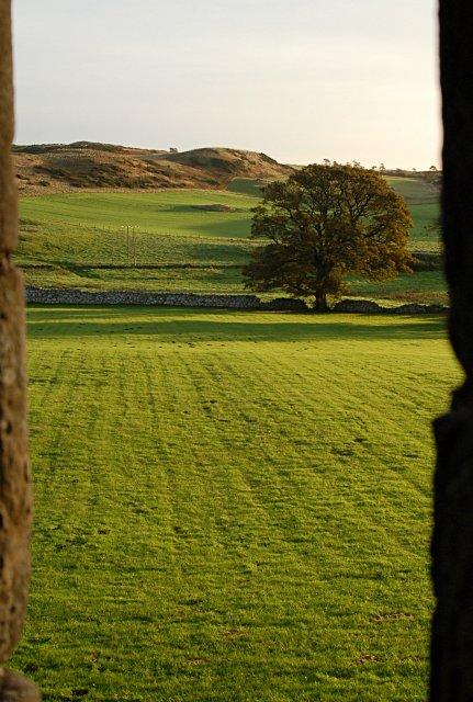 From Balvaird Castle