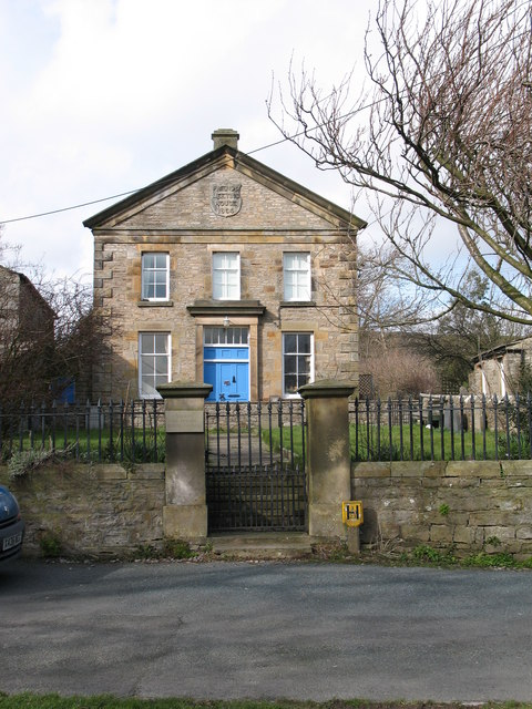 Friends Meeting House, Carperby