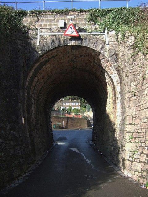Railway Bridge, Sanford Road, Torquay