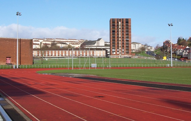 Ravenscraig Stadium
