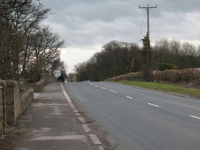Dere Street near Londonderry