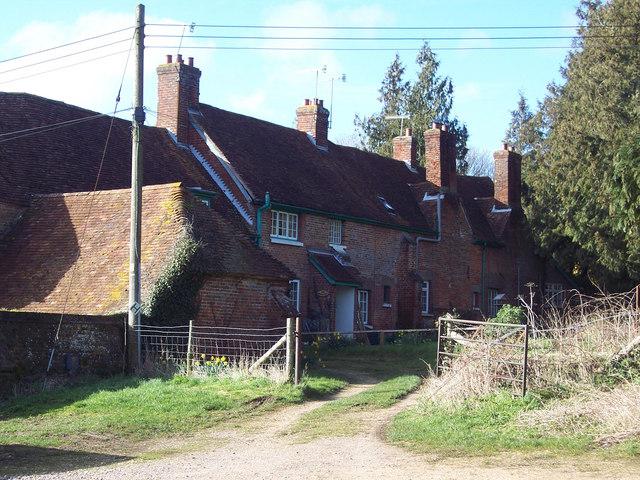 Rookery Cottages, Church Farm, West Dean