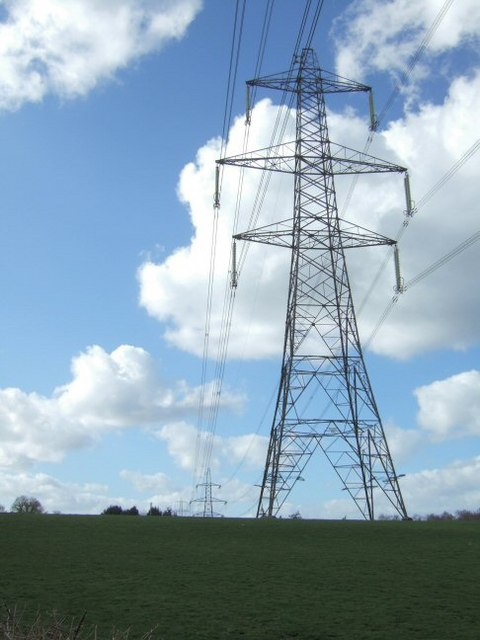 Power Lines at New Road