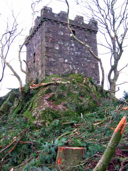 Belskavie tower Coalford
