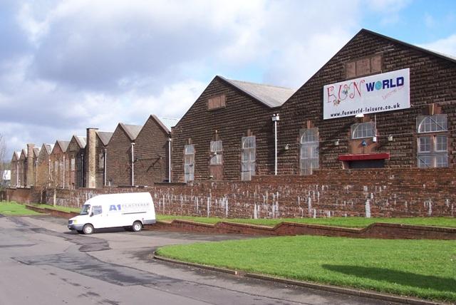 Old Torpedo Factory
