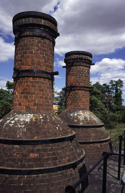 Lime Kilns at twyford Water Works