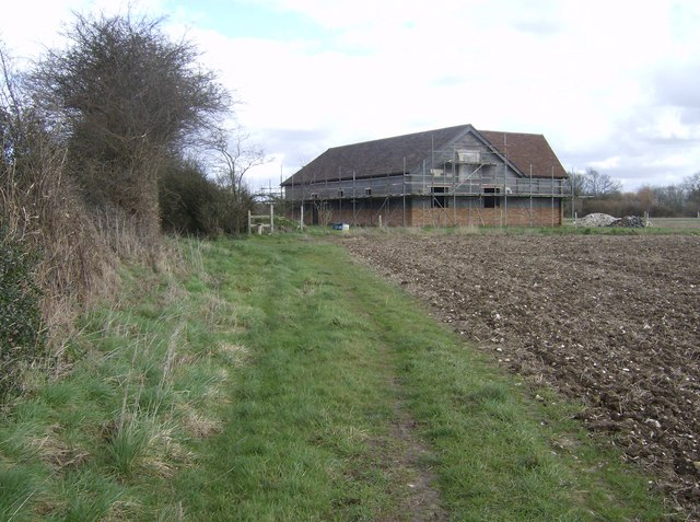 Barn conversion at Horsley Farm