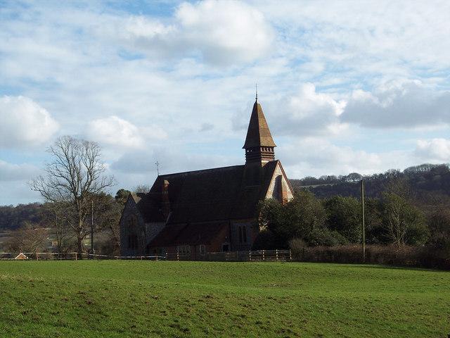 St Mary's Church, West Dean