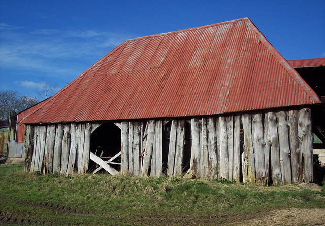 Old Barn at Church Farm, West Dean