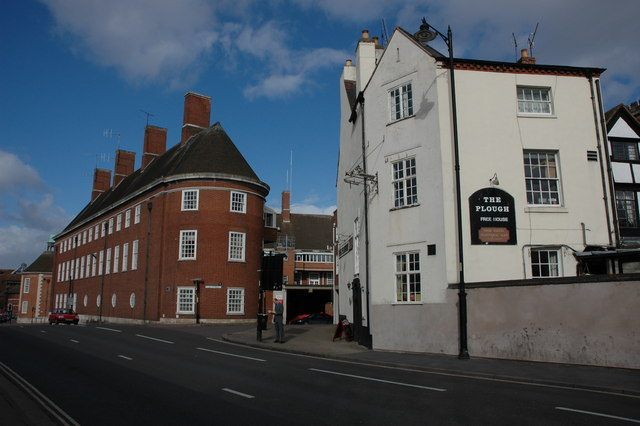 Deansway, Worcester