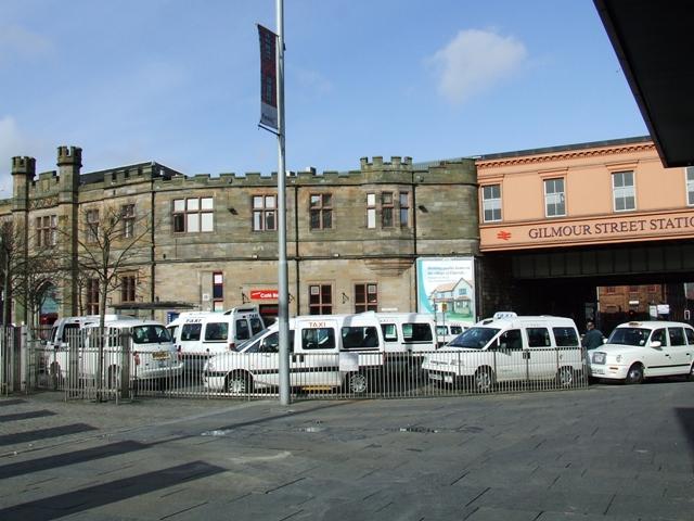 Gilmour Street Station
