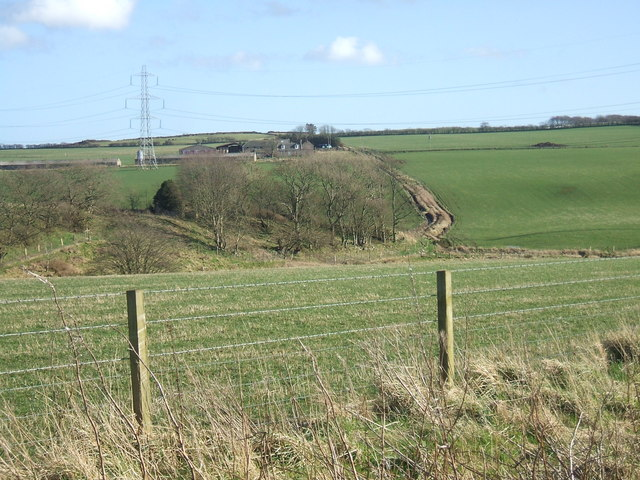 Farmland at Dens