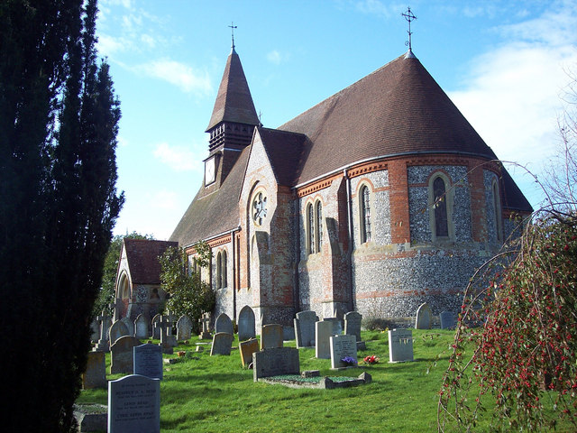 St Mary's Church, West Dean