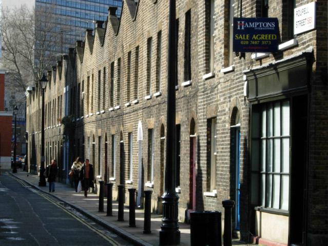 Roupell Street, Waterloo