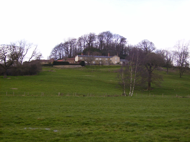 Houses at Wool Knoll