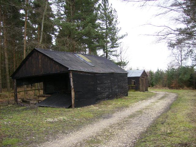Buildings in Hovingham High Wood