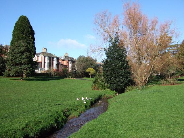 Sherwell Park, Chelston