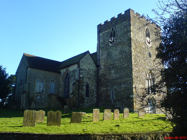 St Mary's Church, Oxted