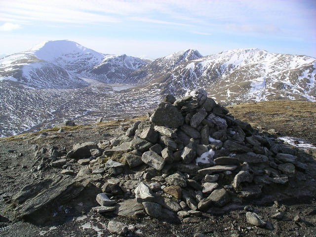 Meall Greigh : Munro No 136