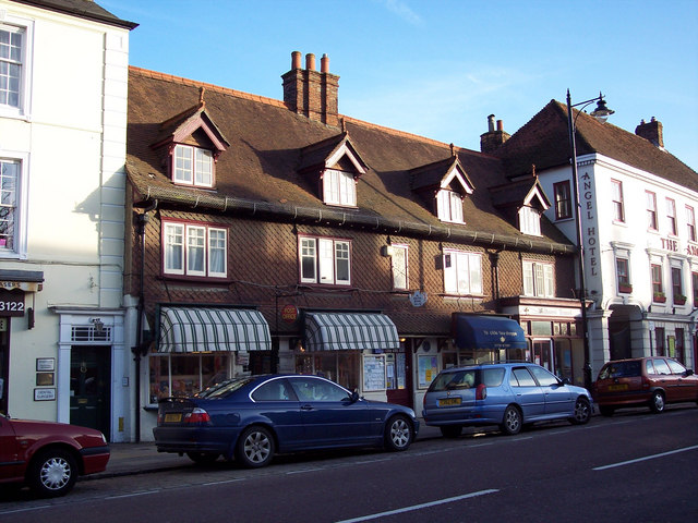 The Old Teashop, Midhurst