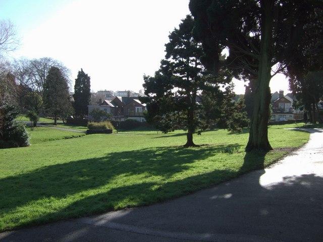 Sherwell Park