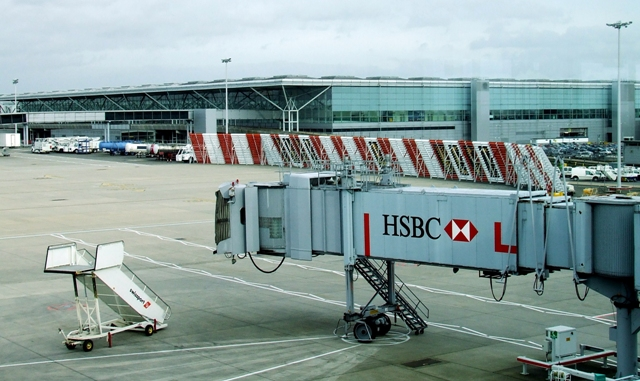 Airside at Stansted