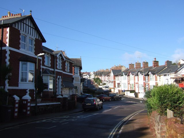 Ashfield Road & Sherwell Hill