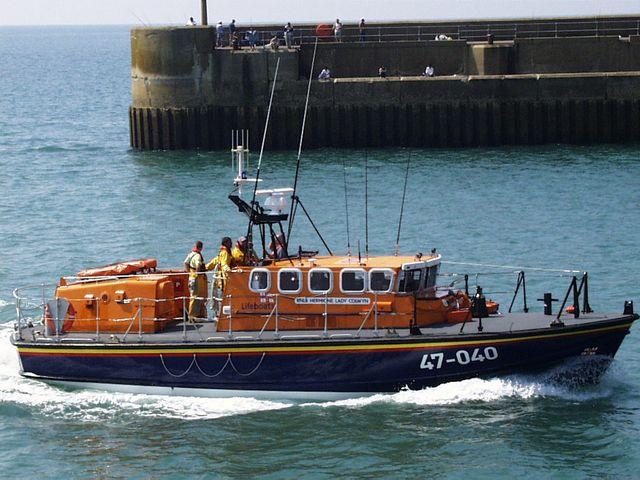 Shoreham lifeboat 'Hermione Lady Colwyn'